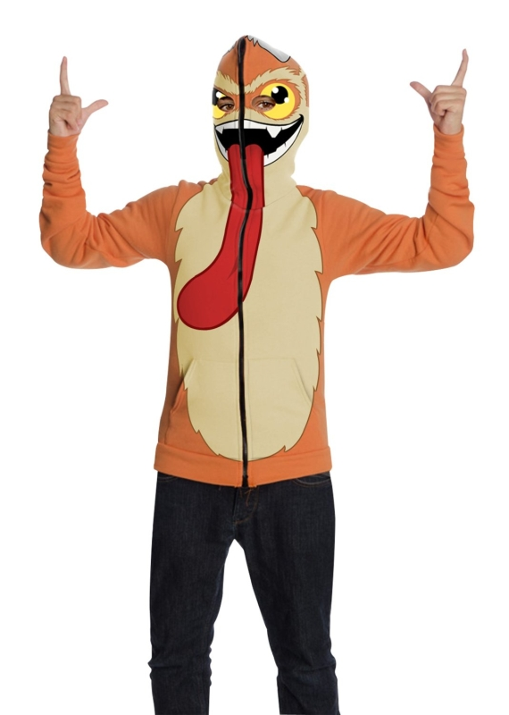Rubies Teen Tween Trigger Happy Skylanders Costume Hoodie