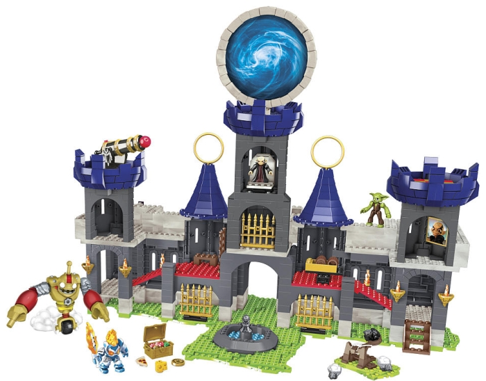 Mega Bloks Skylanders Giants Dark Castle Conquest