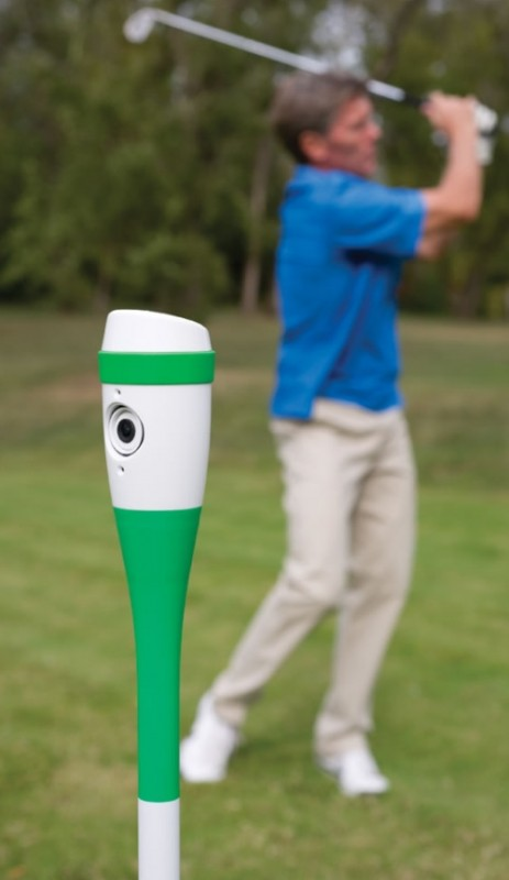 The Golf Swing Recording Video Camera