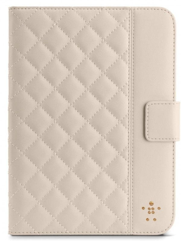 Belkin Quilted Cover with Stand for new iPad Mini