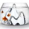 Aruliden Fishscape Fish Bowl