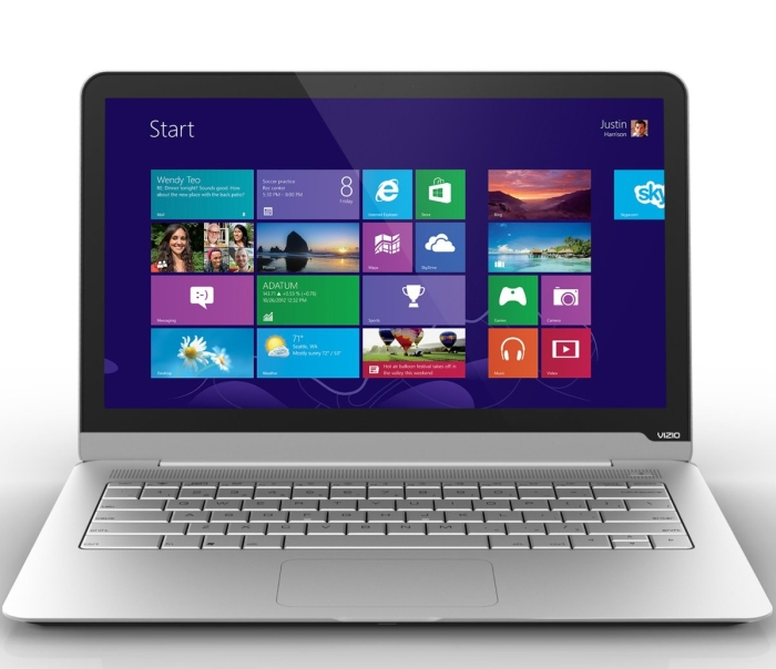 VIZIO CT15-A4 15-Inch Thin + Light Ultrabook