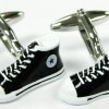 Basketball Shoe Cufflinks