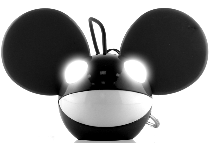 Mini Buddy deadmau5 Speaker Compatible with iPhone/iPad/iPod/MP3