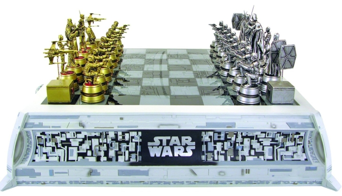Star Wars: Chess Set