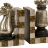 Chess Bookends