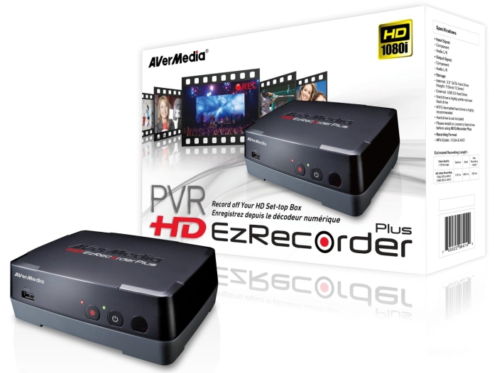 AVerMedia HD EzRecorder Plus