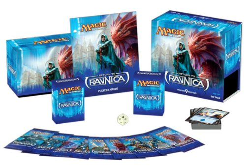 Magic: the Gathering - Return to Ravnica RTR Sealed Fat Pack