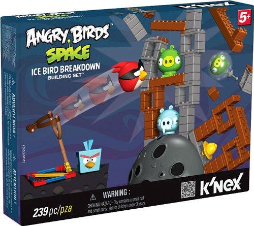 Angry Birds Space Ice Bird Breakdown Building Set