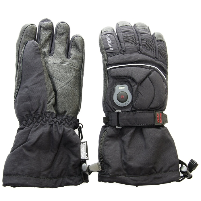 Battery Heated Gloves for Men