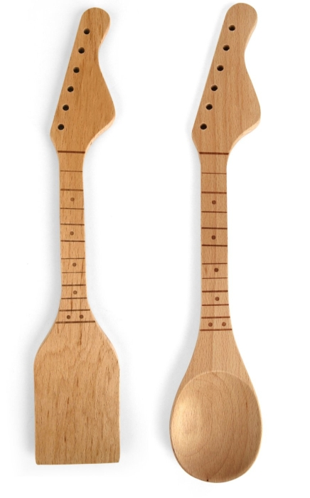 Rockin Spoon and Spatula Set