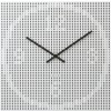 Black and White Bits and Bytes Wall Clock