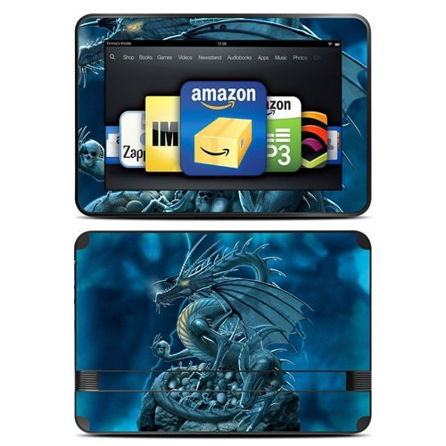 """Decorative Skin/Decal for Kindle HD 8.9"""""""
