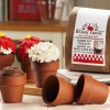 Flower Pot Cupcakes Baking Mix Gift Set