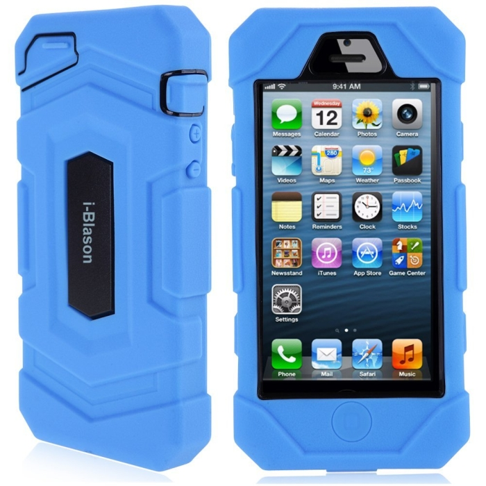 Layer Holster Stand Case for Apple New iPhone 5