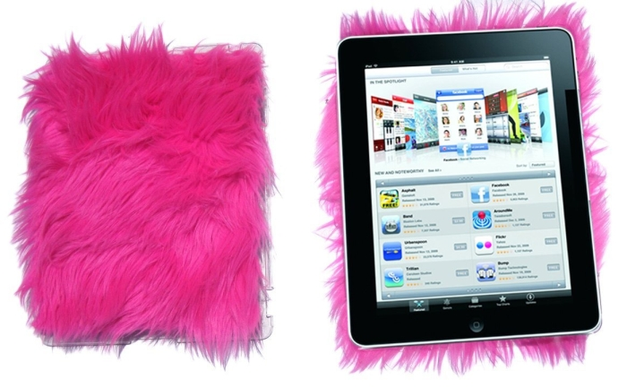 Fur iPad 2 Case