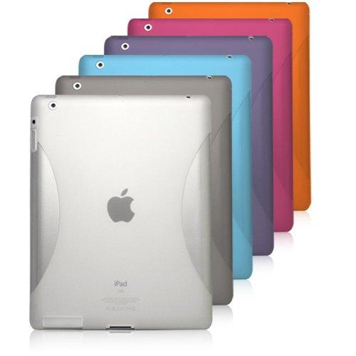 Premium iPad 4 TPU Skin Case