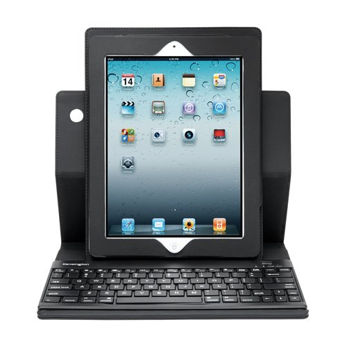 Kensington Apple iPad 2 KeyFolio Pro Performance Case For iPad 4 with Retina Display