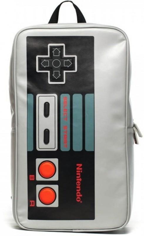 Nintendo NES Controller Grey Backpack