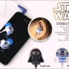 Star Wars Stereo Earphone (R2-D2)
