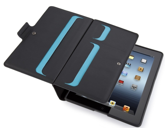 WanderFolio Case for New iPad 3 and iPad 4