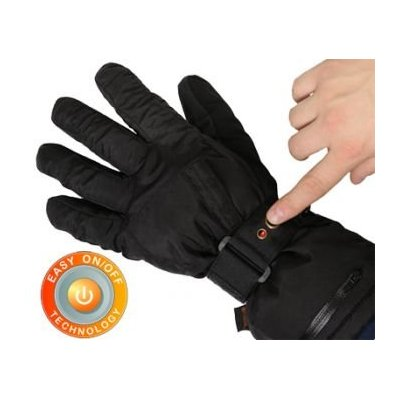 Heated Ski Gloves with Tecsense