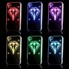 Sense Flash Light Hard Skin Case Cover for Apple iPhone 4 4S