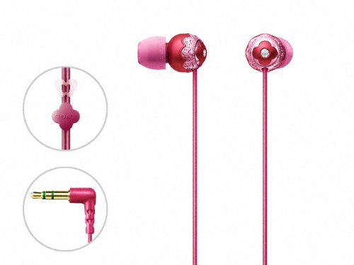 In-Ear Headphones with Swarovski Zirconia