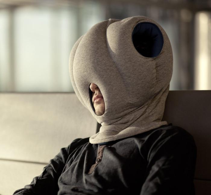 Ostrich Pillow Office