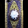iPhone 5 Swarovski Crystal Bling Diamante Case Cover