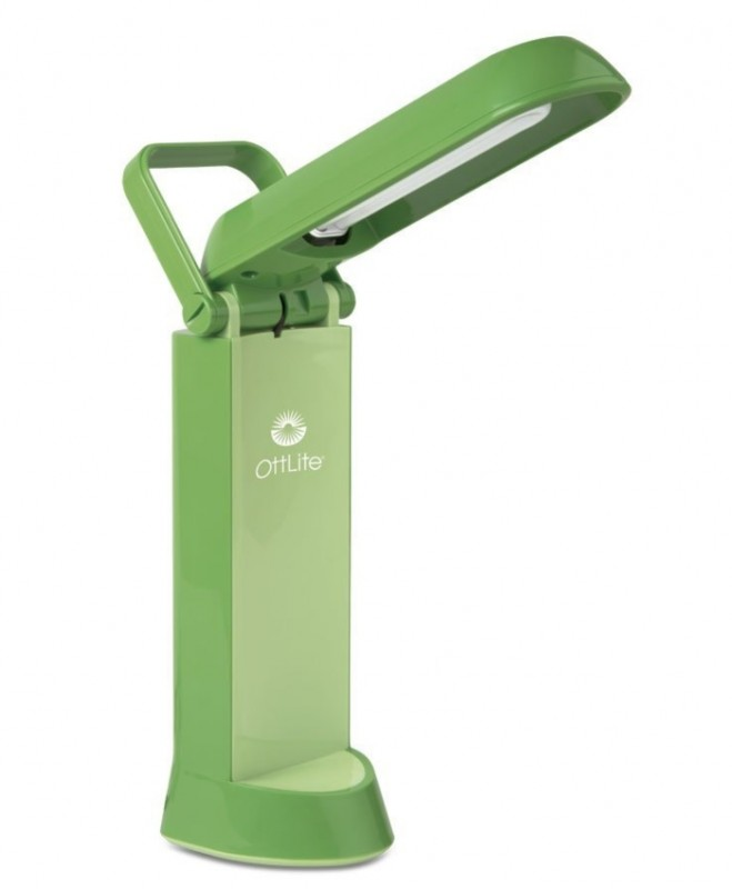Task Lamp Green