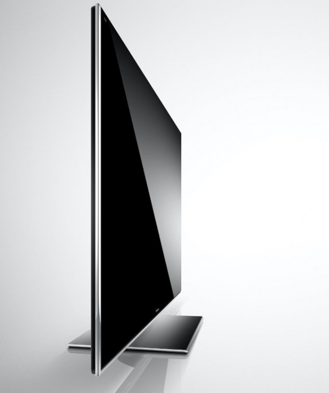 "SMART VIERA® 65"" Class VT50 Series Full HD 3D Plasma HDTV (64.7"" Diag.)"