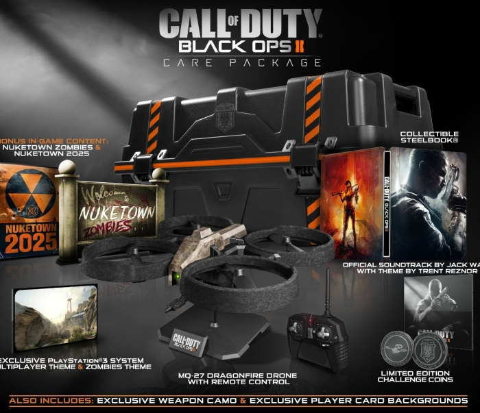 Call of Duty: Black Ops II (Care Package)