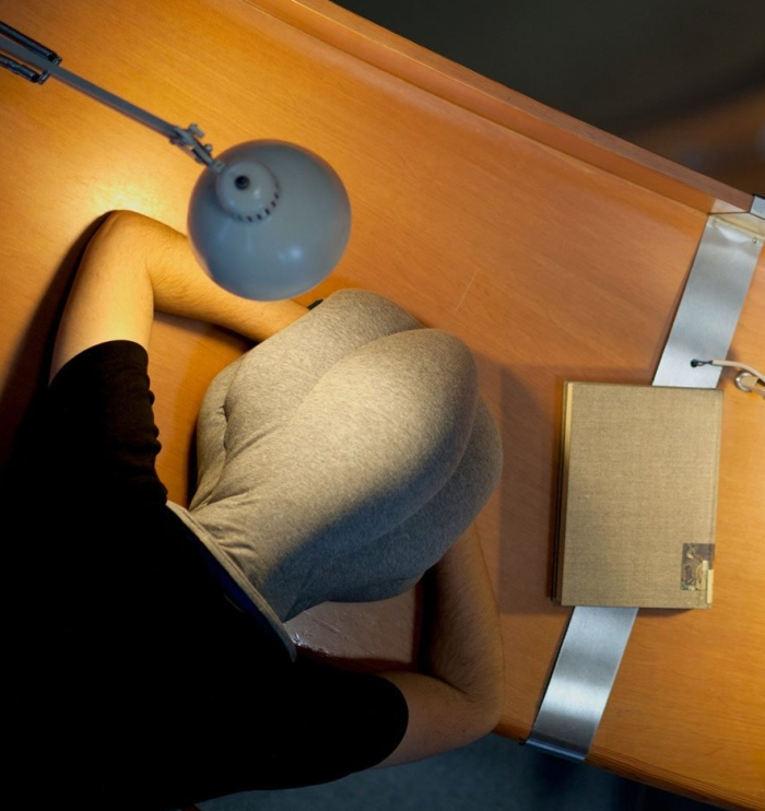 Ostrich Pillow Office
