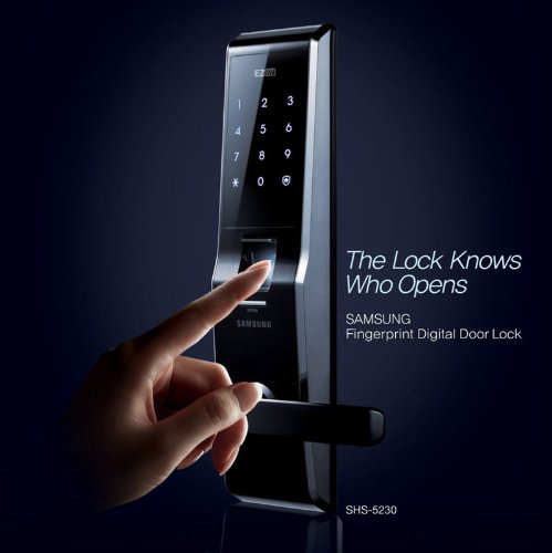 SAMSUNG Fingerprint Digital Door Lock