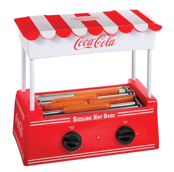 Coca-Cola Series HDR565COKE Hot Dog Roller
