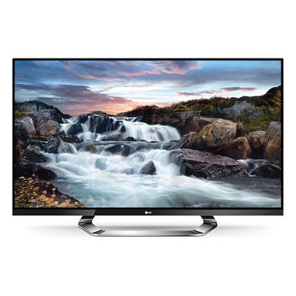 "LG 47"" LED 3D HDTV THIN 1080P"