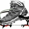 Crampon Traction Device