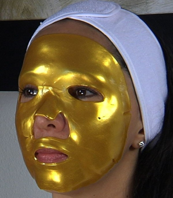 KollagenX 24 Karat Gold Collagen Mask