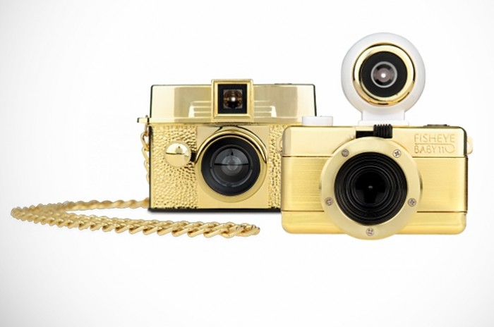 Fisheye Baby 110 Gold Edition Camera