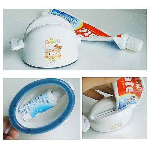 miser toothpaste extruder random color