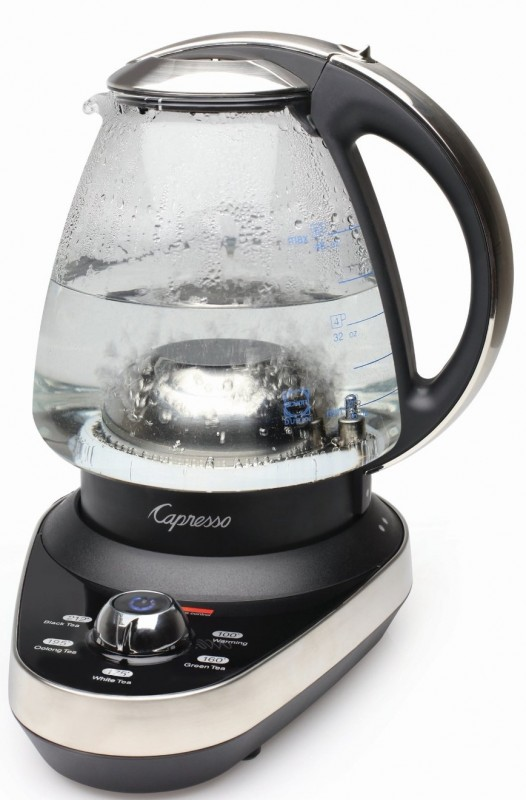 Capresso 261.04 teaC100 Temperature Controlled Water Kettle