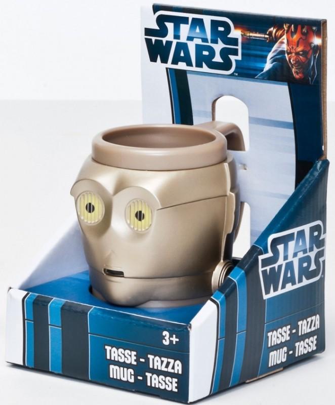 Star Wars 3D Mug C-3PO