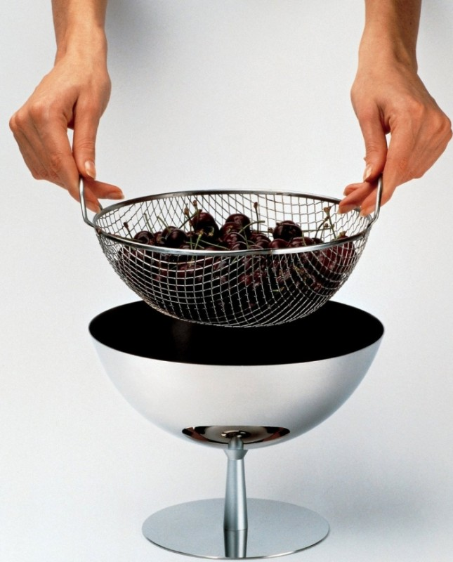 Alessi Fruit Bowl/Colander