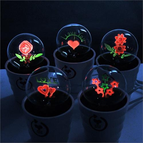 Smart touch romantic pot