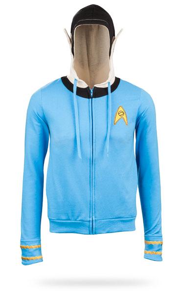 Spock Costume Hoodie