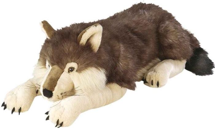 Cuddlekins Wolf - 30-Inch