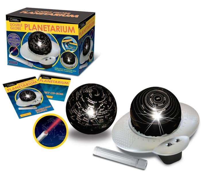 National Geographic Double Globe Planetarium