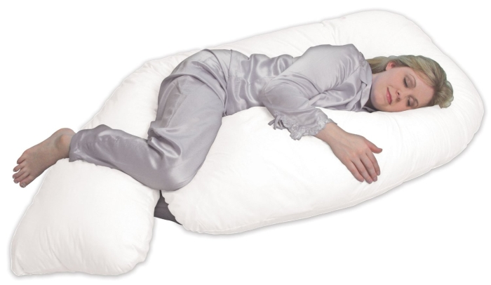 Total Body Pregnancy Pillow with Easy On