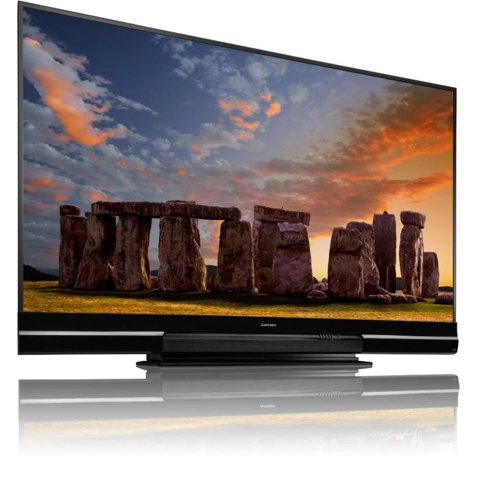 Mitsubishi WD-92742 92-Inch 3D DLP Home Cinema HDTV